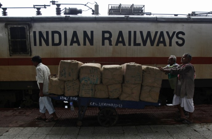 Indian railways jaitley australia visit