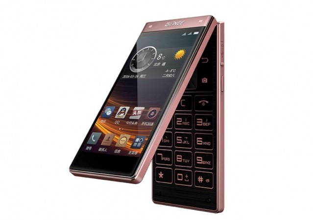 Gionee launches MediaTek octa-core powered flip-phone W909