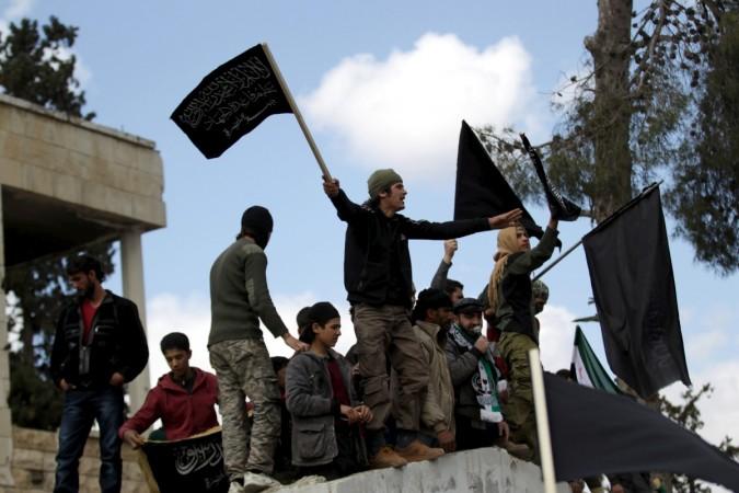 Isis Nusra Front