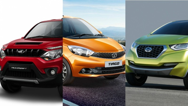 Upcoming cars in April: From Mahindra NuvoSport to Datsun redi-Go