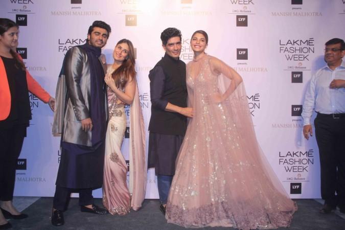 Lakme Fashion Week 2016: Arjun Kapoor, Kareena Kapoor Khan, Manish Malhotra and Jacqueline Fernandez