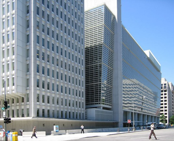 World Bank building in Washington
