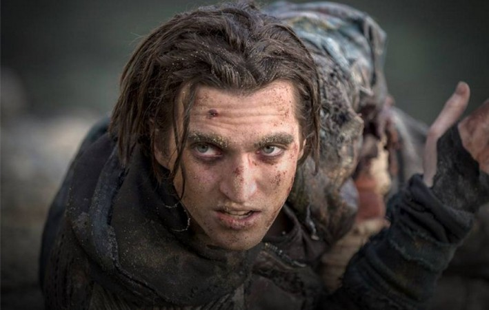 "Richard Harmon as Murphy in ""The 100"""