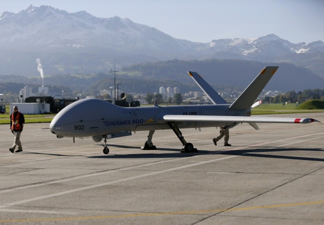 Adani group ties up with Elbit Systems