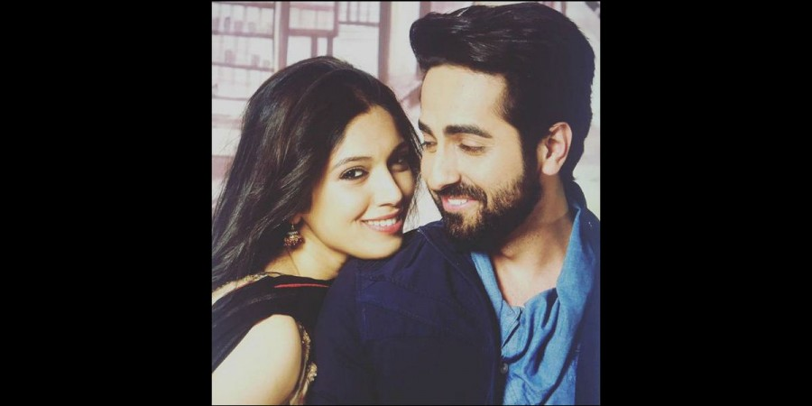 Ayushmann Khurrana and Bhumi Pednekar in