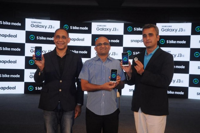 Samsung launches Galaxy J3 (2016) with S bike mode in India; price, specifications
