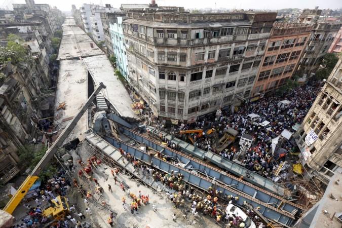 Kolkata flyover