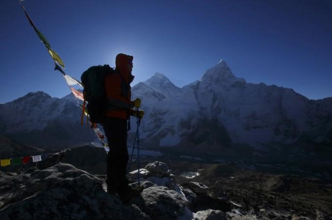 Trek trip in India