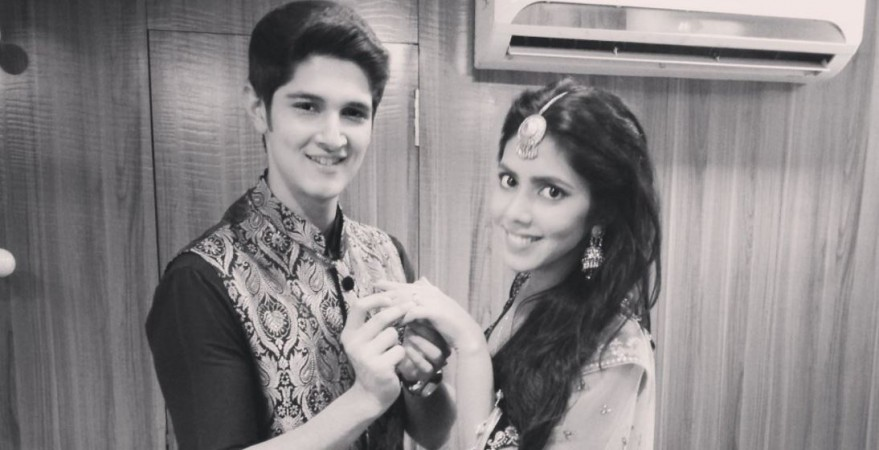 "Naksh to die in ""Yeh Rishta Kya Kehlata Hai? "" Pictured: ""Yeh Rishta Kya Kehlata Hai"" actors Rohan Mehra and Umang Jain"