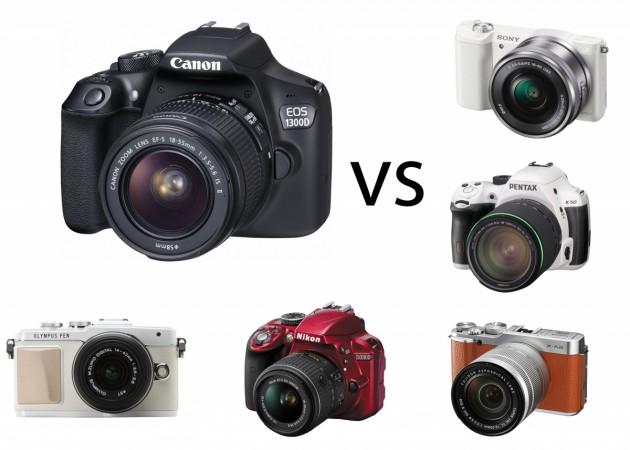 Canon vs