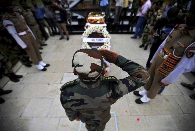 NIA officer shot dead