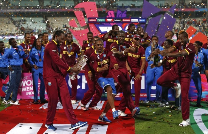 West Indies World T20 2016 title Gayle Bravo Russell