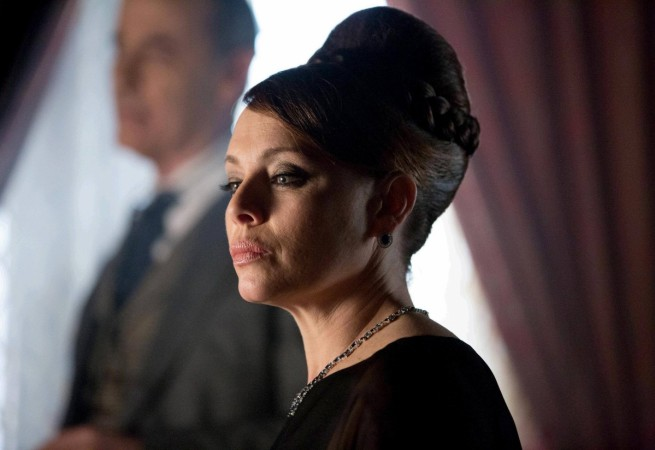 "Grace Van Dahl had murdered her husband in the previous episode of ""Gotham"""
