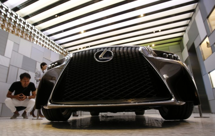 Toyota to set up separate dealership network for Lexus brand in India