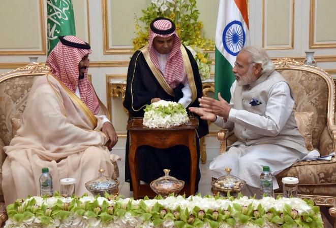 Modi saudi arabia visit