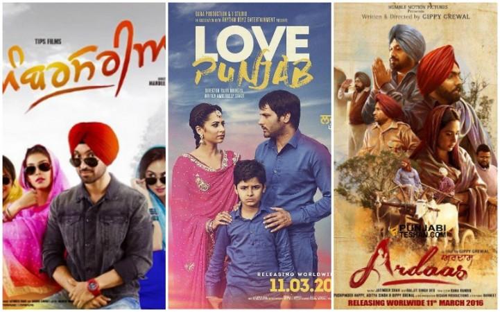 Ambarsariya, Love Punjab and Ardaas
