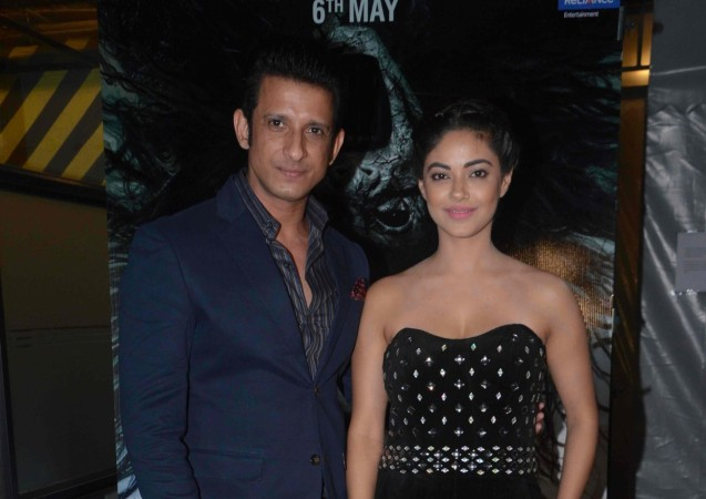 Sharman Joshi and Meera Chopra at