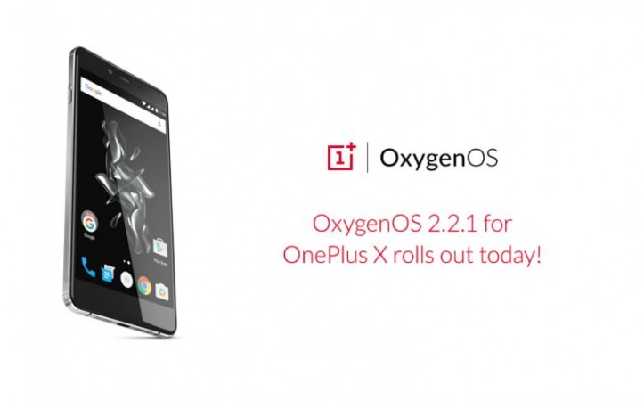 OnePlus X gets OxygenOS 2.2.1 update with bug-fixes [How to install]