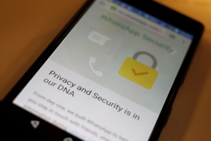 Will WhatsApp's end-to-end security be a problem in India?