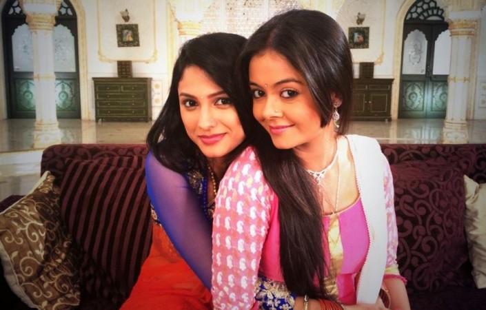 Rucha Hasabnis and Devoleena Bhattacharjee