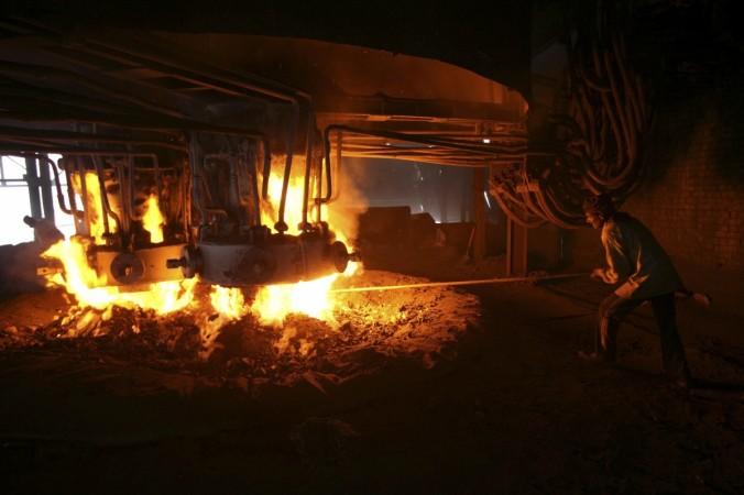 Steel imports steel industry india