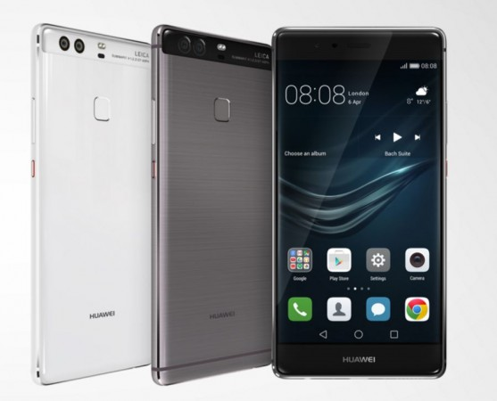 Huawei unveils flagship P9, P9 Plus with Leica's dual-camera