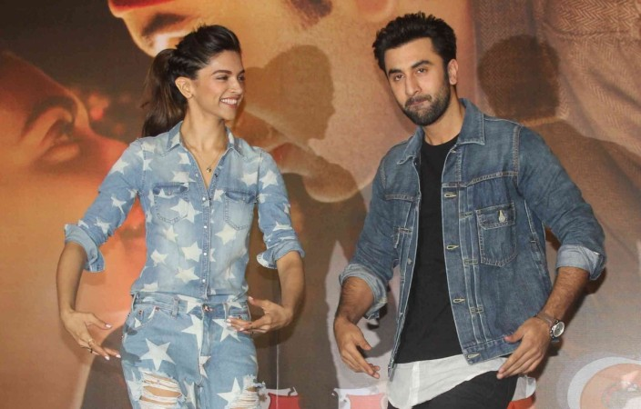 Deepika Padukone, Ranbir Kapoor
