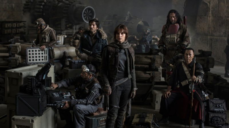 'Star Wars: Rogue One' cast