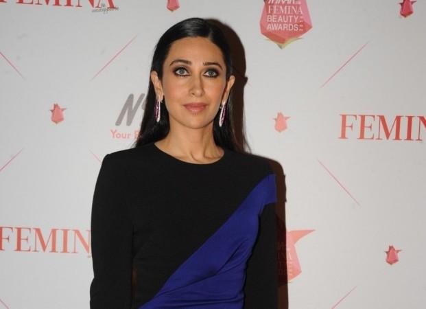 Karisma Kapoor and Sunjay Kapur granted divorce. Pictured: Karisma Kapoor at an event