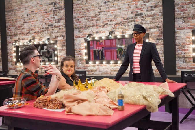 RuPaul's Drag Race season 8 episode6
