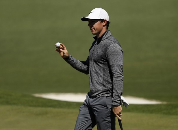 Rory McIlroy US Masters 2016
