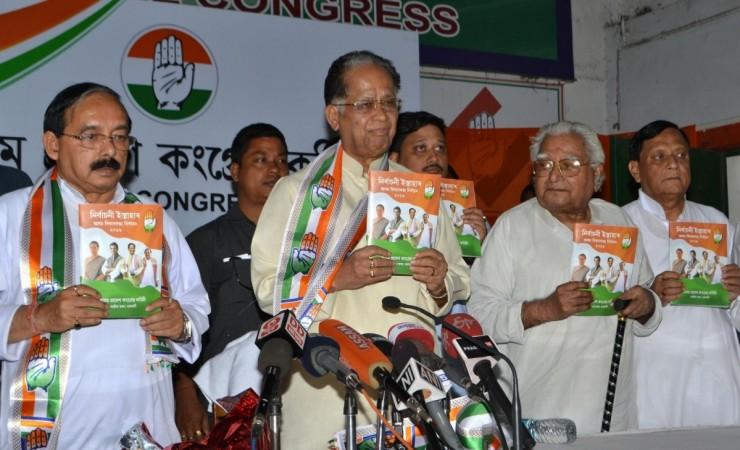 Assam assembly elections