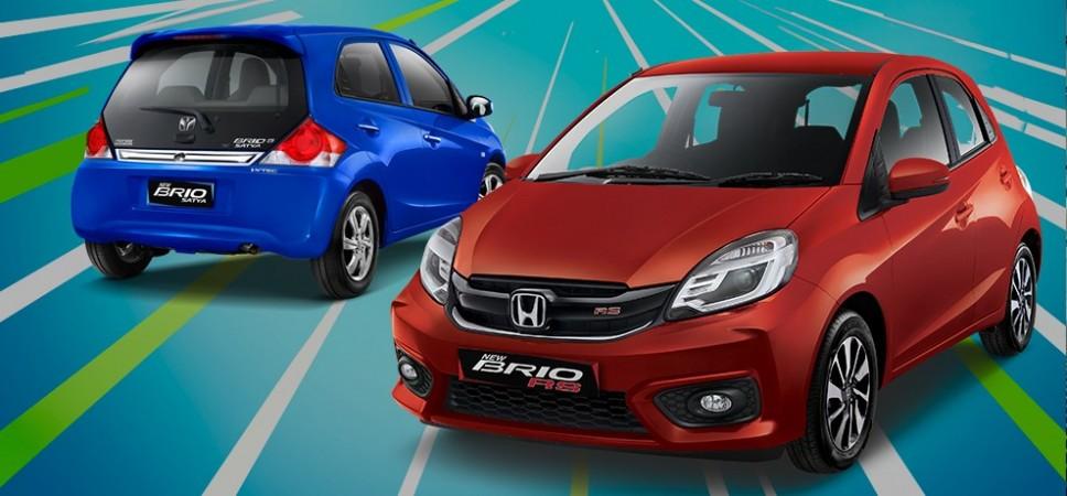 2016 Honda Brio
