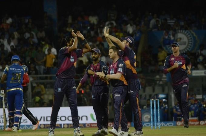 Ishant Sharma Rising Pune Supergiants