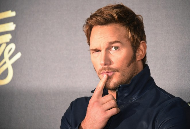 Actor Chris Pratt at 2016 MTV Movie Awards