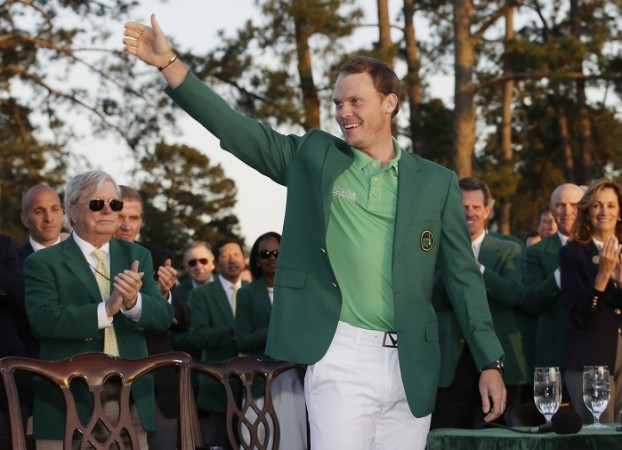 US Masters Danny Willett