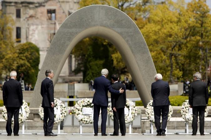 John Kerry Hiroshima