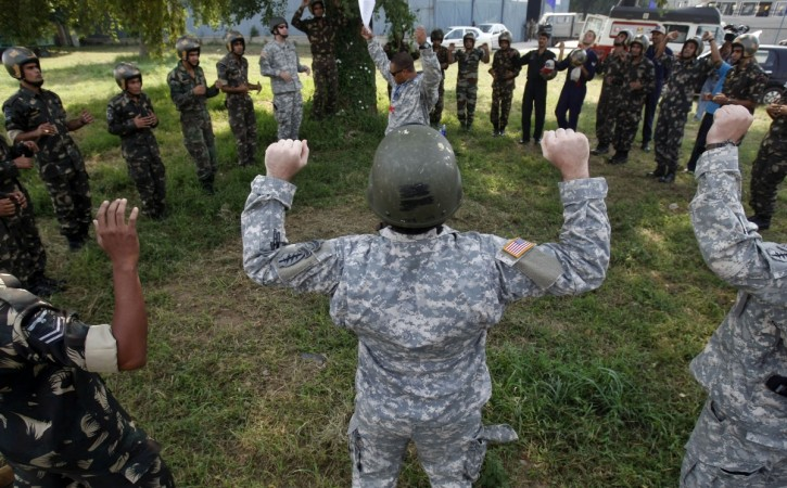 Indo-U.S. defense co-operation