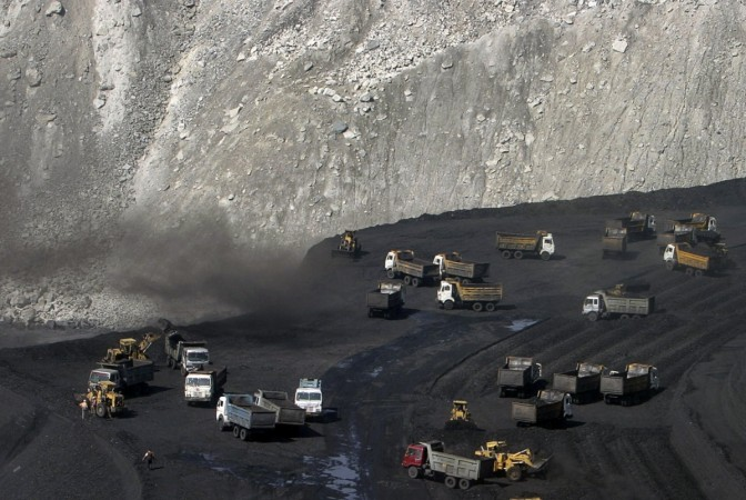 India mining
