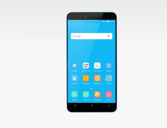 Gionee Pioneer P5L with MediaTek quad-core SoC released in India
