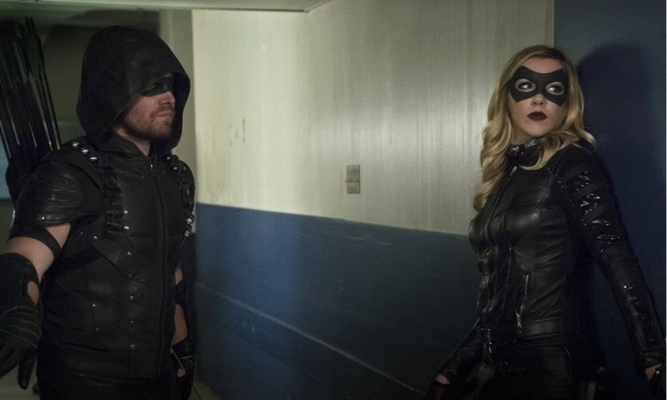 Green Arrow and the Black Canary