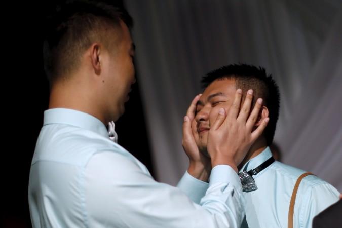 China gay marriage