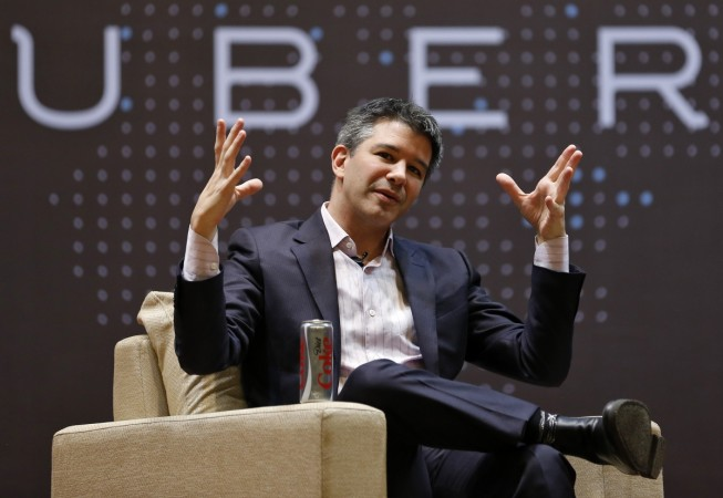 Uber shared 12 million users' data with U.S. regulators in six months