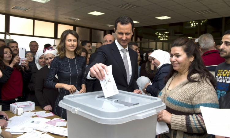 Syria election