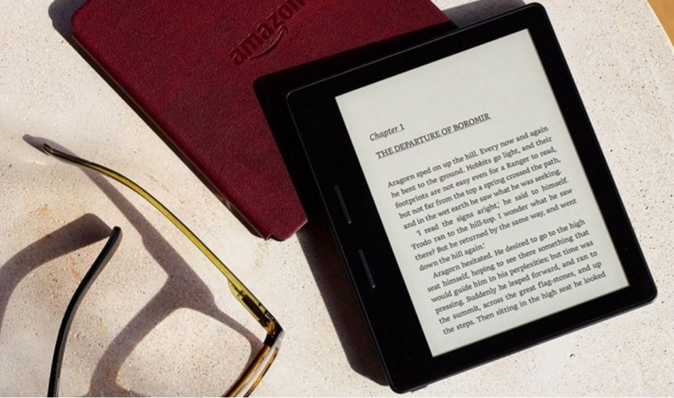 Amazon unveils ultra-slim Kindle Oasis e-reader with massive battery; price, specifications