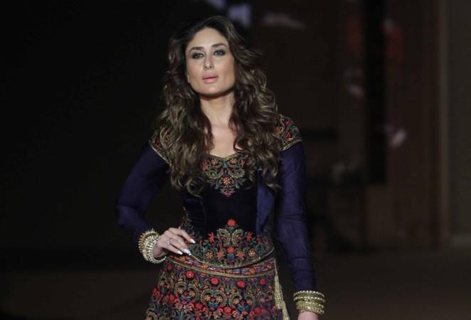 Kareena Kapoor Khan turns showstopper for Rohit Bal at