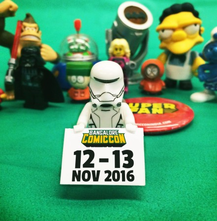 Comic Con India 2016 dates for Bangalore, Mumbai, Hyderabad and Delhi have been announced