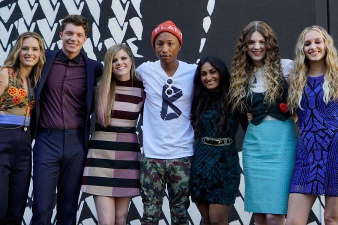 Team Pharrell