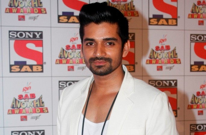 "Vishal Singh in Bollywood film ""Traffic."" Pictured: Vishal Singh in SAB Ke Anokhe Awards 2015"