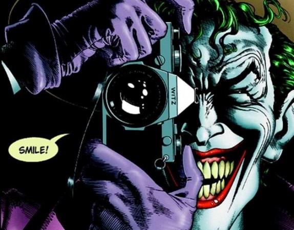 Batman the Killing Joke cover
